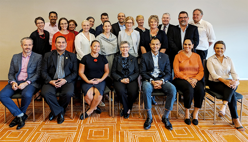 Aboriginal and Torres Strait Islander Health Strategy Group
