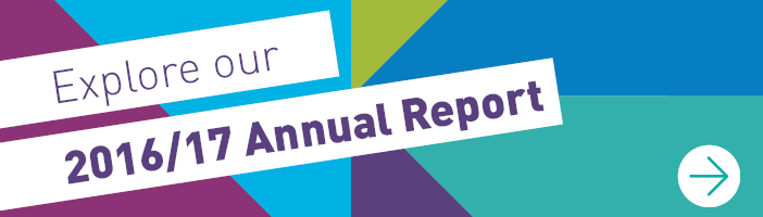 Explore our 2016/17 Annuarl report.