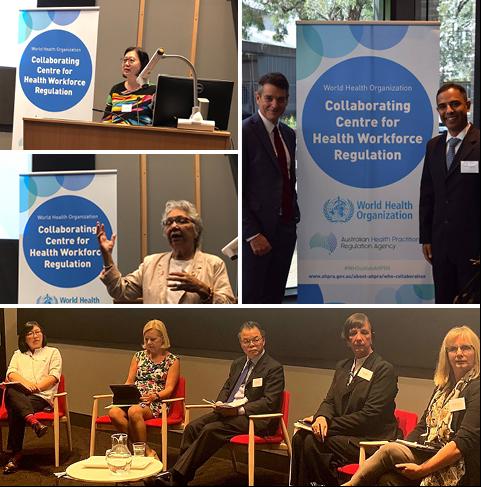 On 31 January 2019, we held our first webinar with the Western Pacific Regional Network of Health Workforce Regulators.